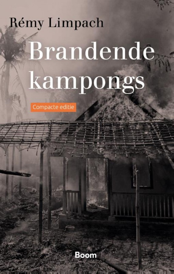 Brandende kampongs