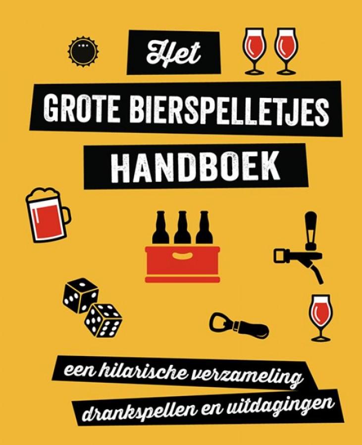 Het grote bierspelletjes handboek