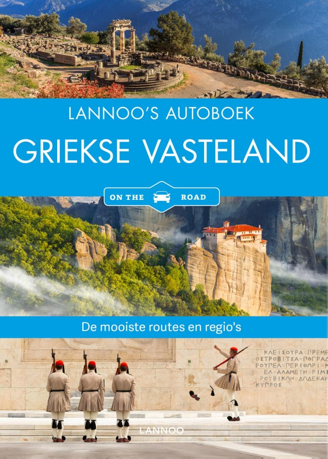 Lannoo's Autoboek - Griekse vasteland on the road