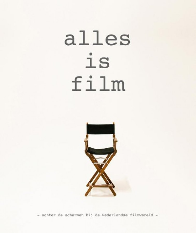 alles is film boek