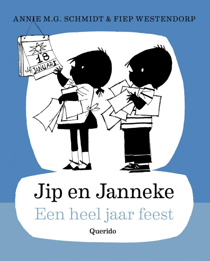Jip en Janneke- Een heel jaar feest
