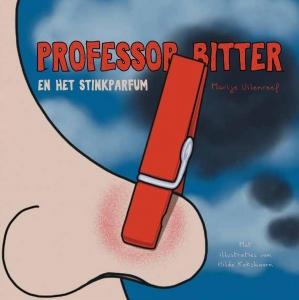 Professor Bitter en het stinkparfum