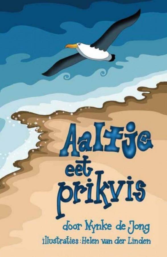 Aaltje eet Prikvis - Een verhaal over de gevolgen van plastic in de zee