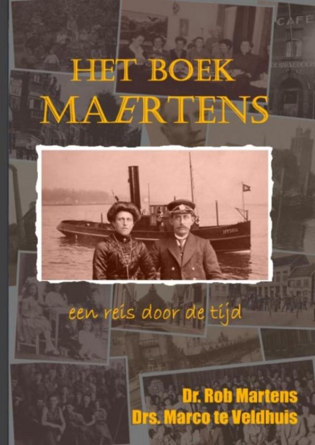 Het boek Maertens