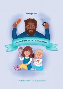 Jop en Fieke en de reuzenkapper - Hoe Fieke haar angst overwint voor de kapper