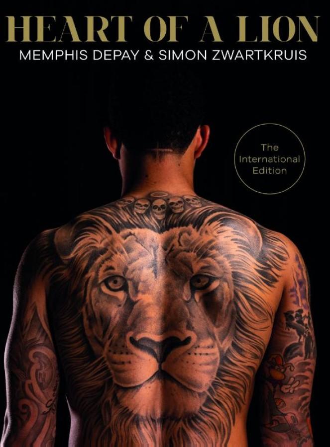 Heart of a Lion (international edition)