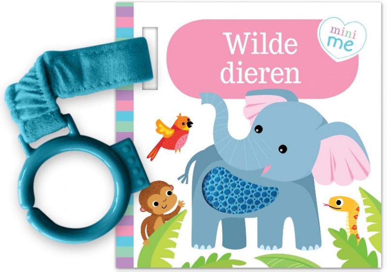 Wilde dieren - buggyboekje