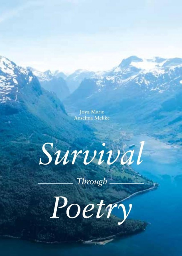 Survival Through Poetry - Poems about love, anxiety & heartbreak