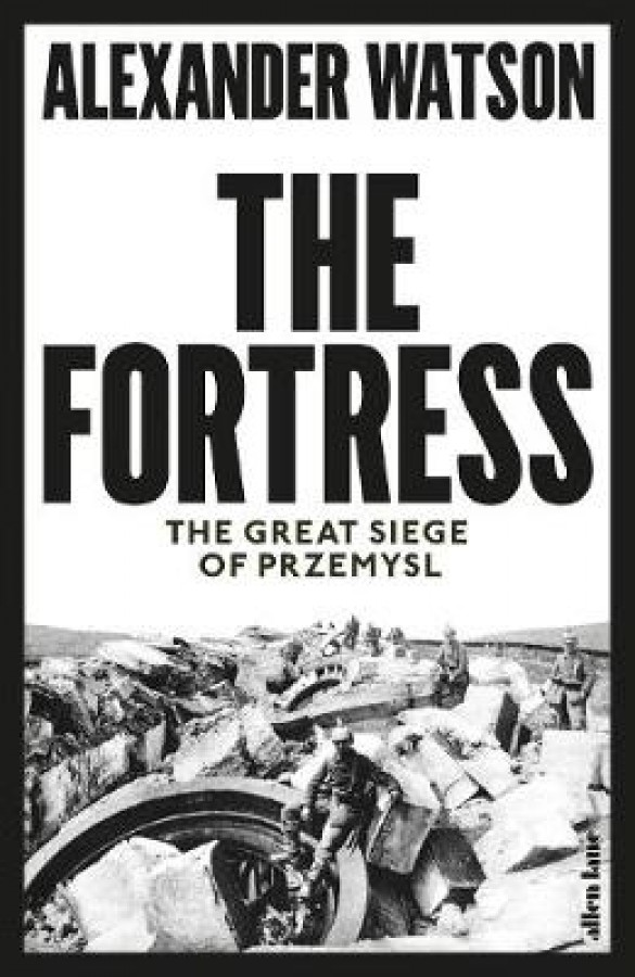 Fortress: the great siege of przemysl
