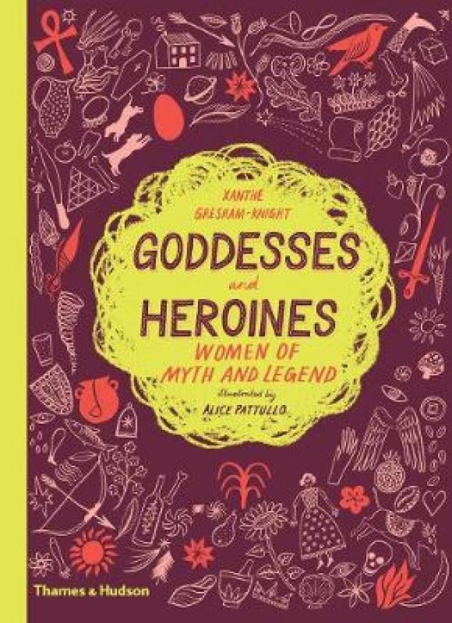Goddesses and heroines
