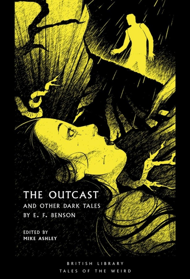 Outcast and other dark tales