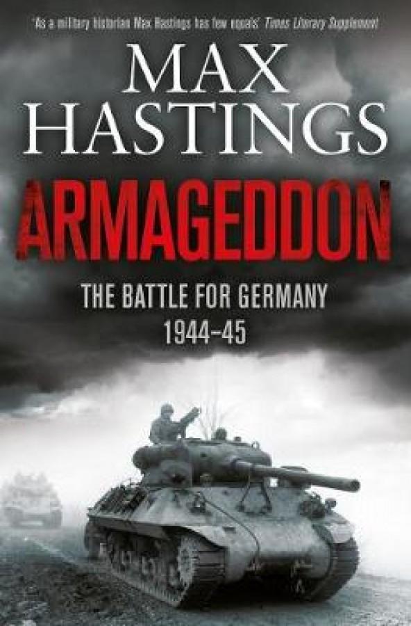 Armageddon: the battle for germany 1944-45