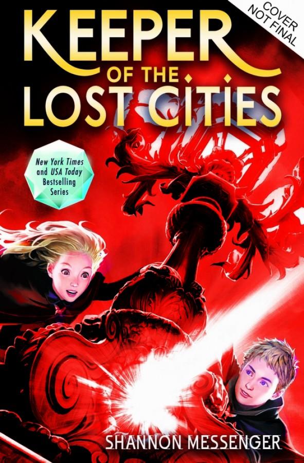 Keeper of the lost cities (01): keeper of the lost cities