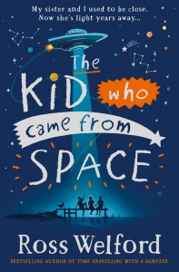 Kid who came from space