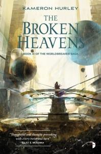 Broken heavens