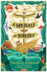 (02): a sprinkle of sorcery