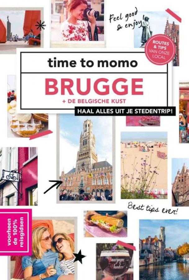 time to momo Brugge & de Belgische kust