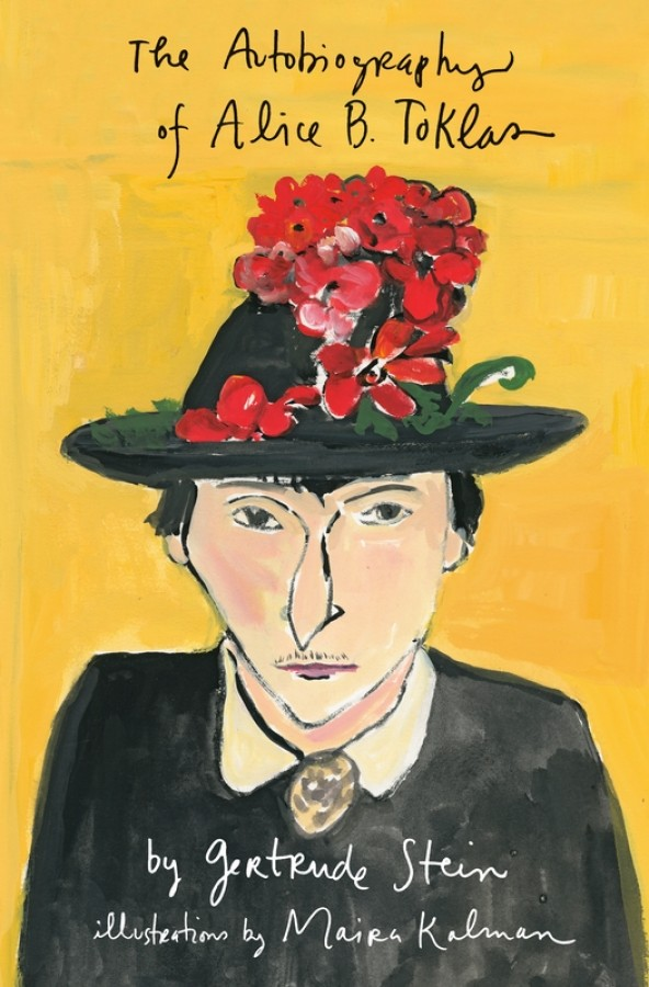 Autobiography of alice b toklas illustrated
