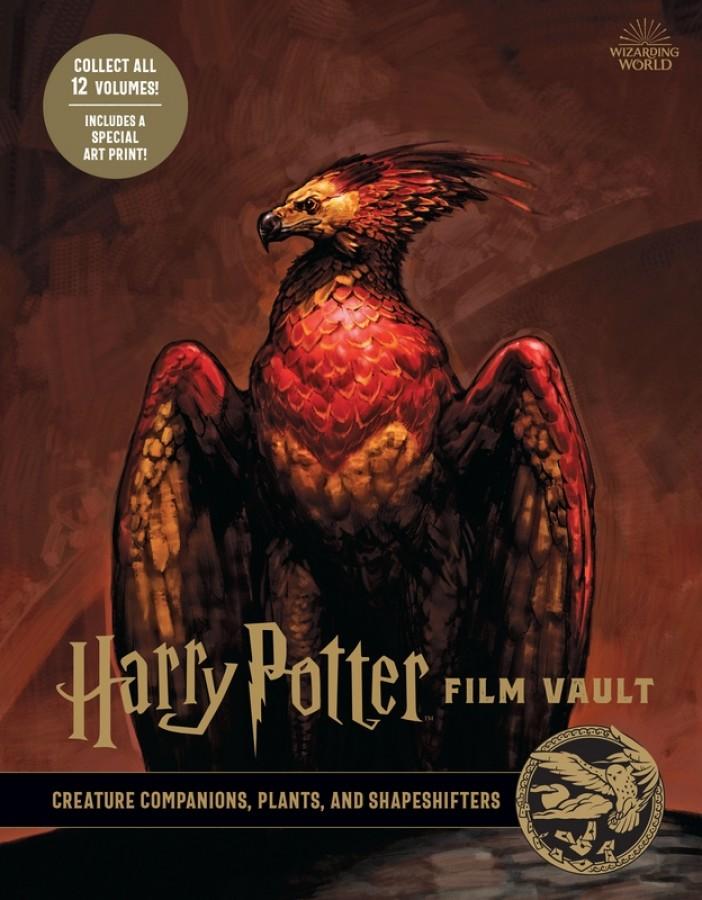 Harry potter: film vault volume 5