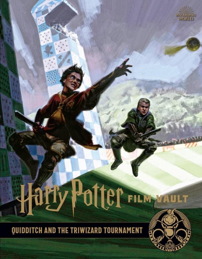 Harry potter: film vault volume 7