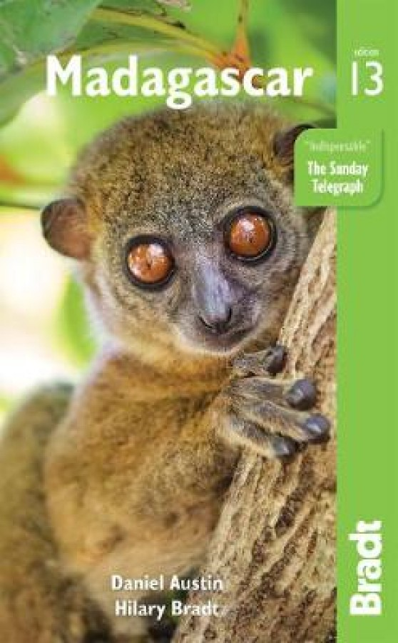Bradt travel guides Madagascar (13th ed)