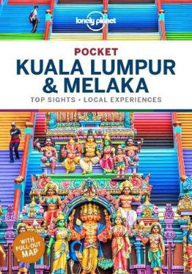Lonely planet pocket: kuala lumpur & melaka (3rd ed)