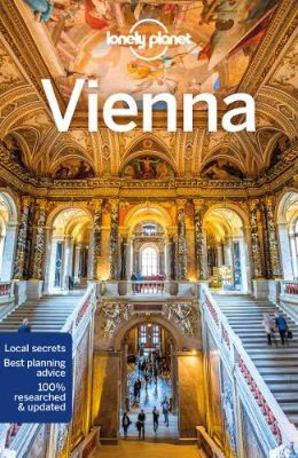 Lonely planet: vienna (9th ed)