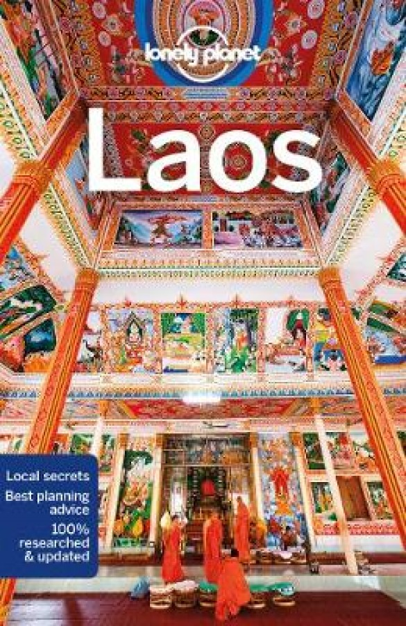 Lonely planet: laos (10th ed)