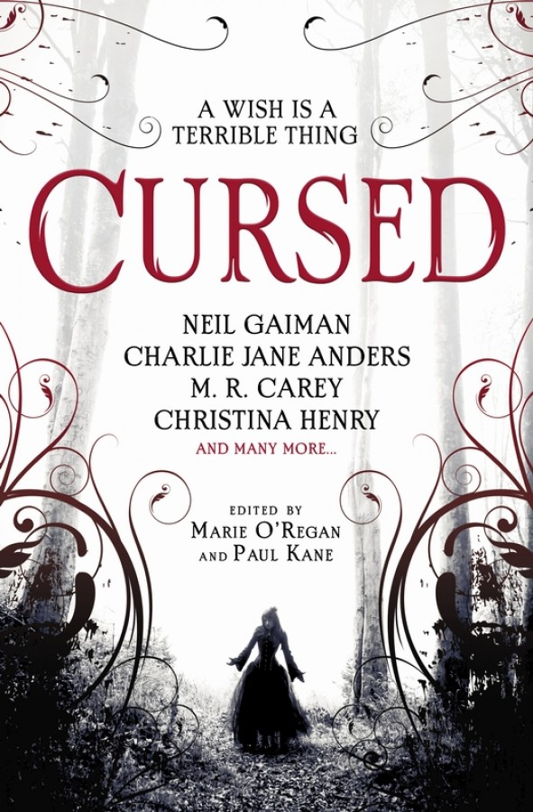 Cursed: an anthology of fairy tales