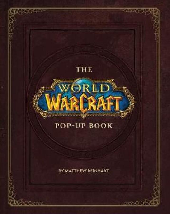 World of warcraft pop-up book