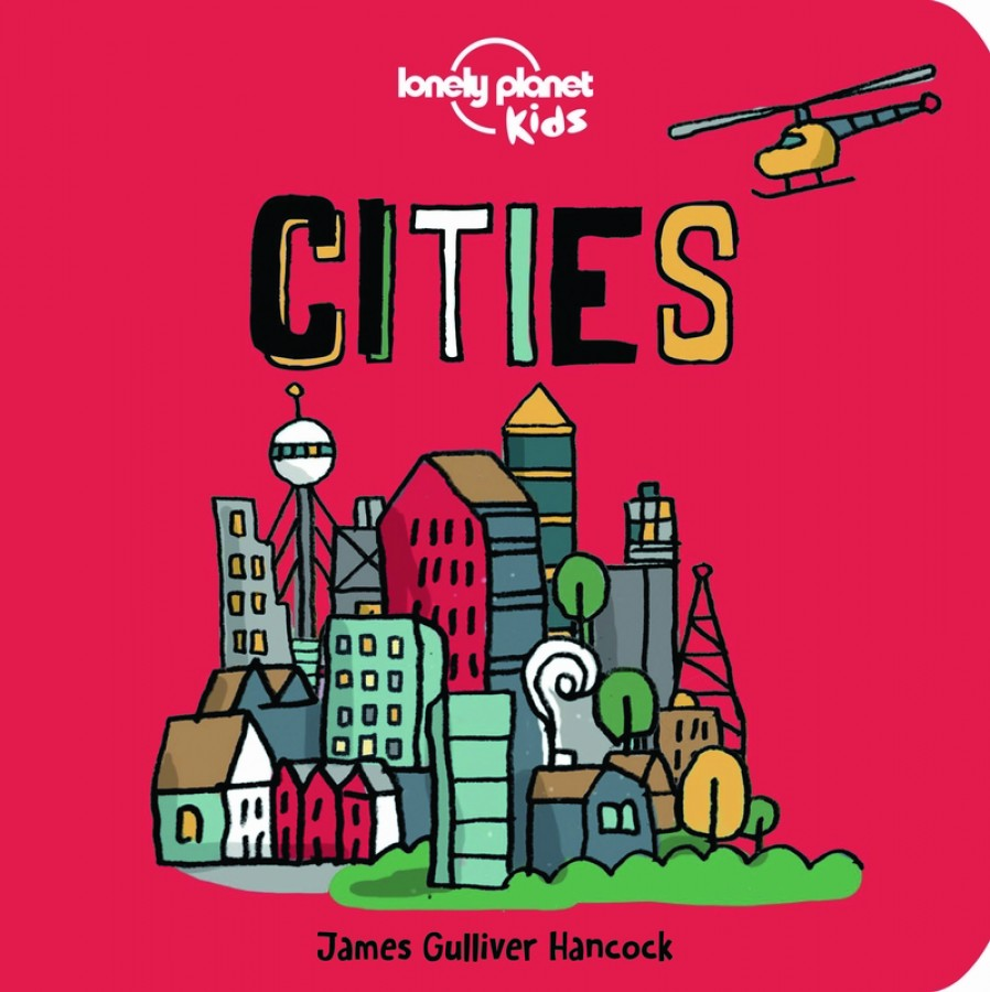 Lonely planet kids How cities work
