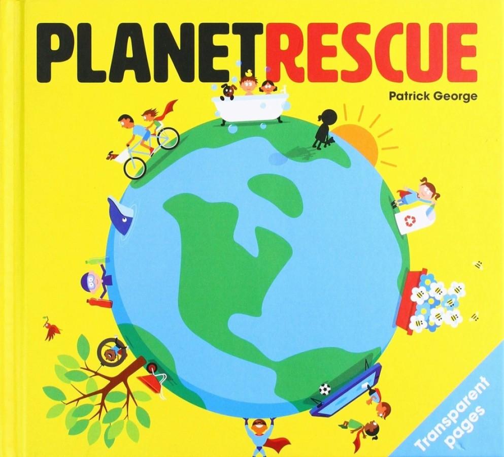 Planet rescue : 8