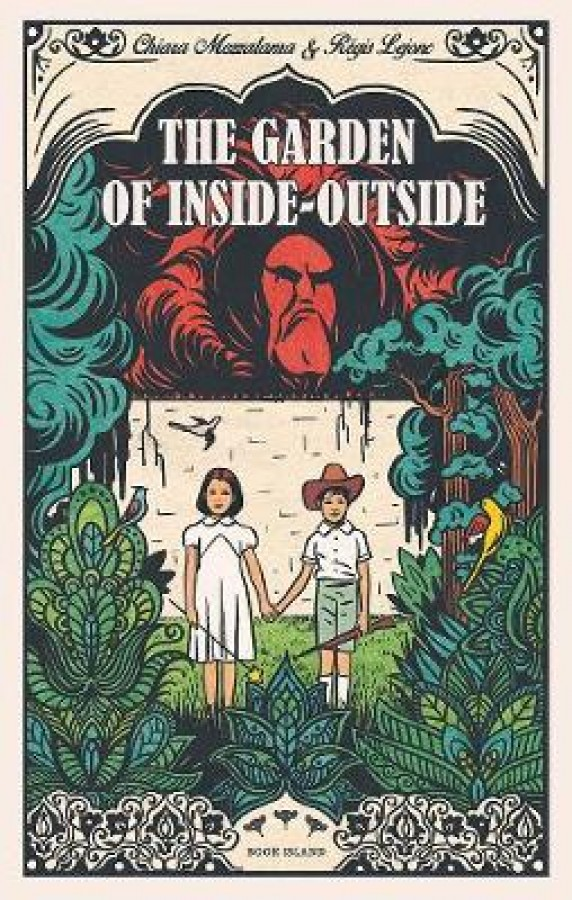 Garden of inside-outside