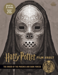 Harry potter: film vault volume 8