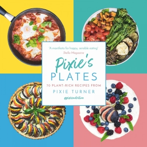 Pixie's plates : recipes from the wellness rebel