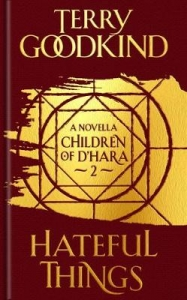 Children of d'hara (02): hateful things