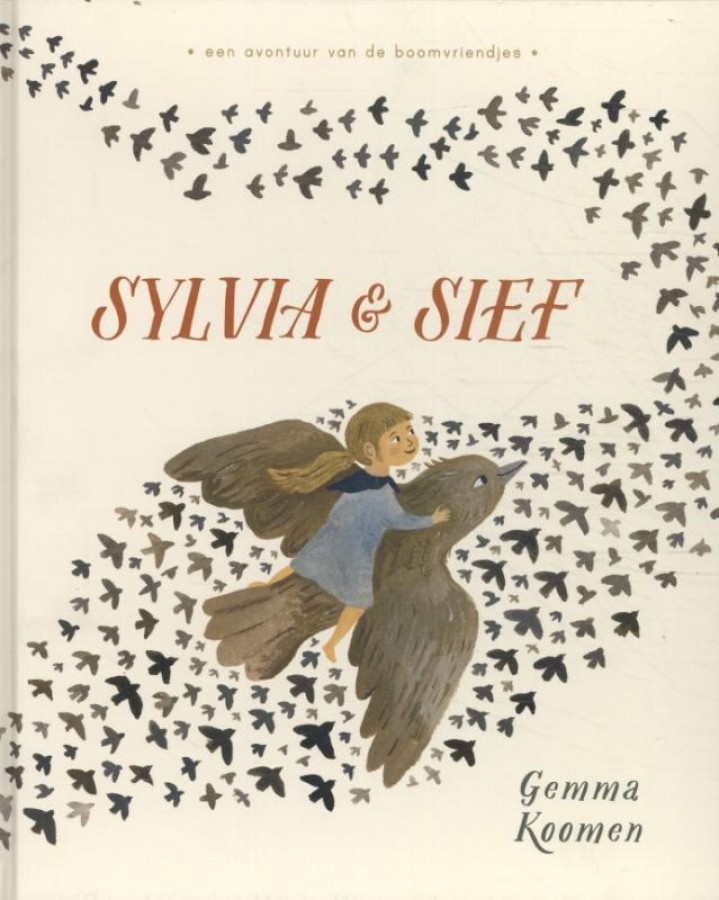 Boomvriendjes Sylvia en Sief