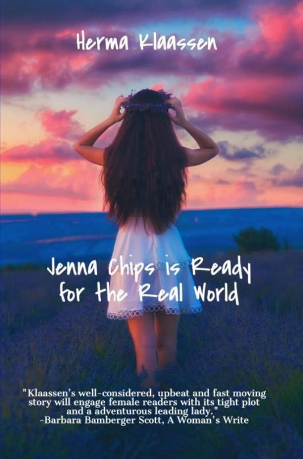 Jenna Chips is Ready for the Real World