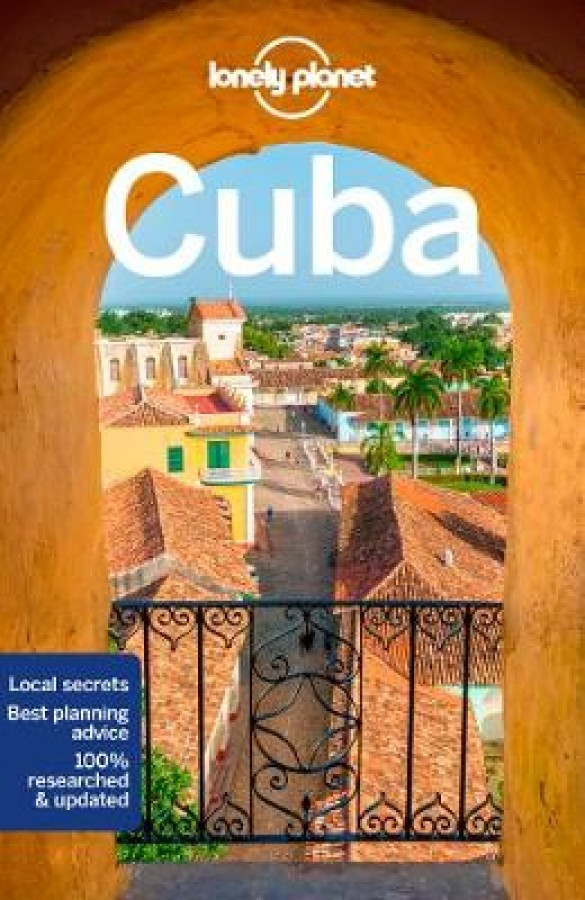 Lonely planet: cuba (10th ed)