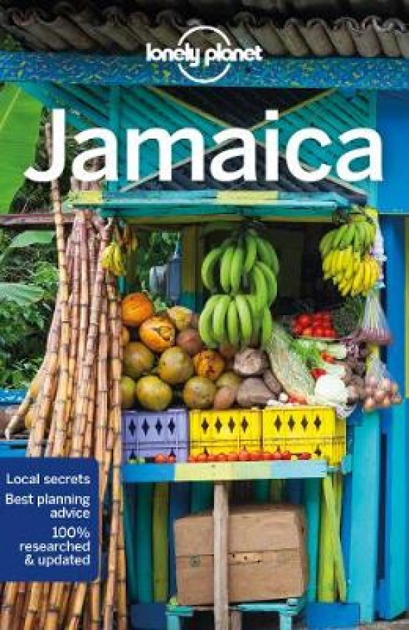 Lonely planet: jamaica (9th ed)