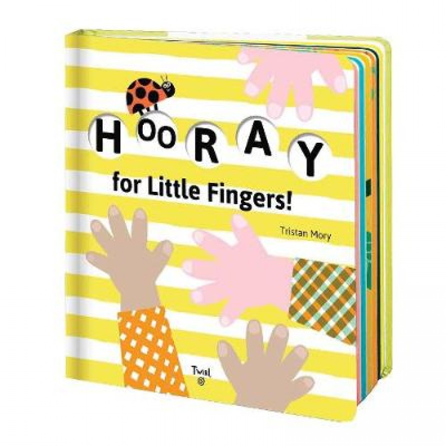 Twirl Hooray for little fingers!