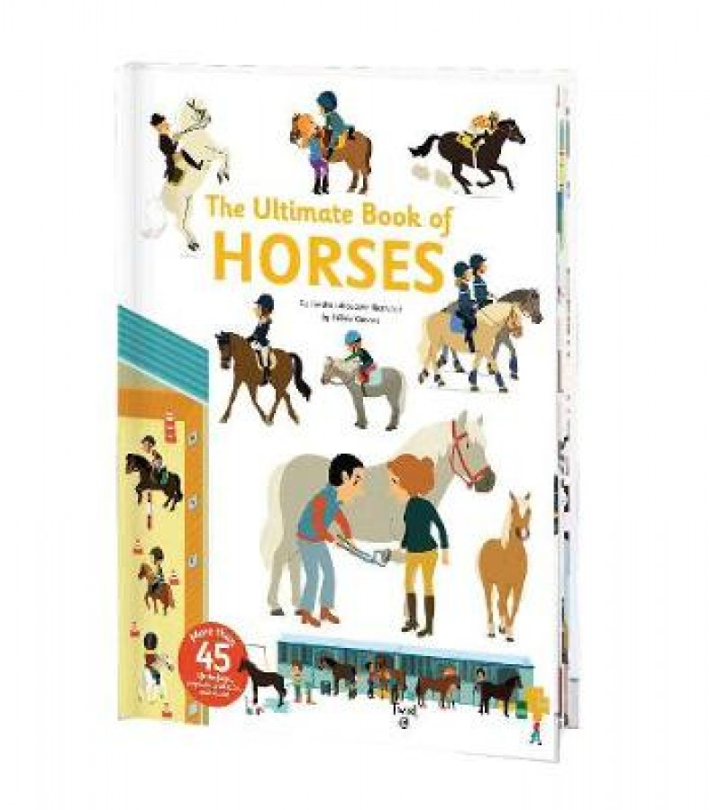 Ultimate book of horses