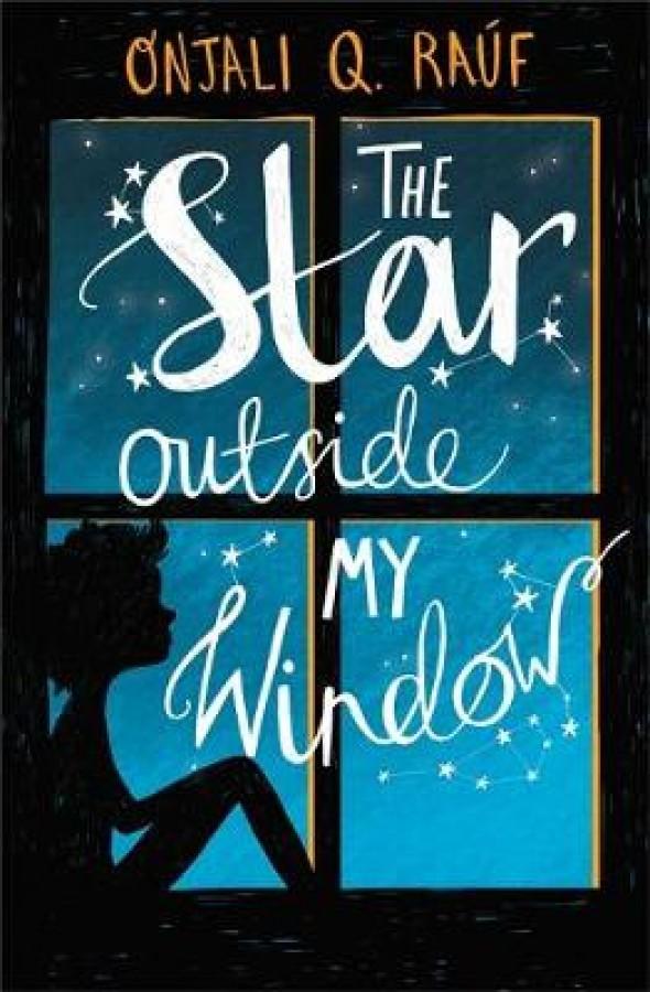 Star outside my window