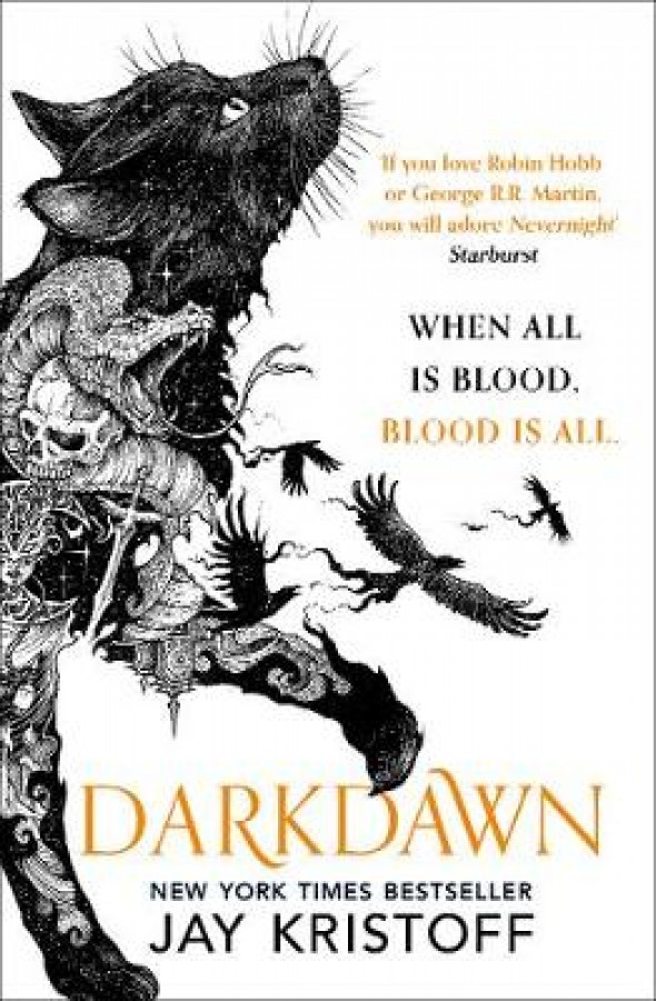 The nevernight chronicle (03): darkdawn