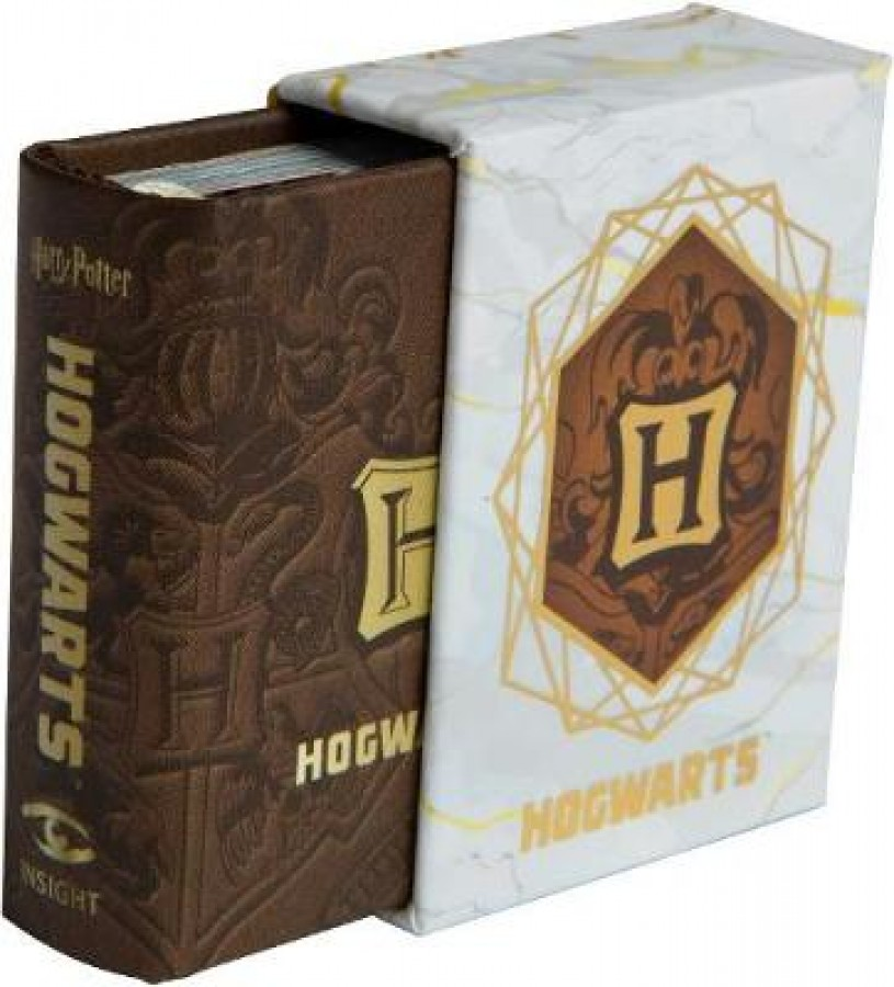 Tiny books Harry potter: hogwarts school of witchcraft and wizardry (tiny book)