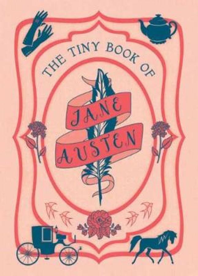 Tiny books Tiny book of jane austen (tiny book)