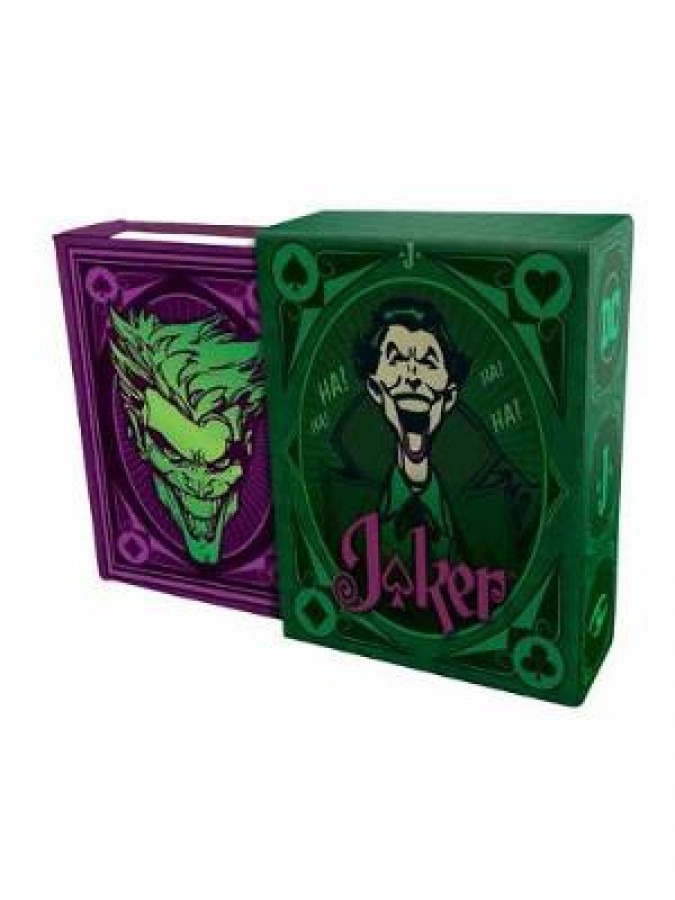 Tiny books Joker: quotes from the clown prince of crime (tiny book)