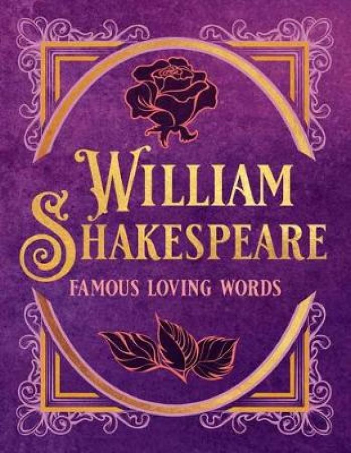 Tiny books William shakespeare: famous loving words (tiny book)
