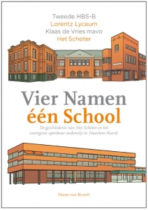 Vier scholen één naam