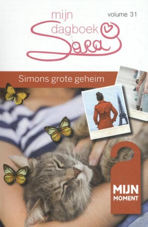 Sara 31 - Simons grote geheim